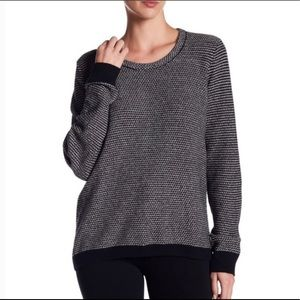 MADEWELL 'Riverside' Pullover Sweater in Dotweave